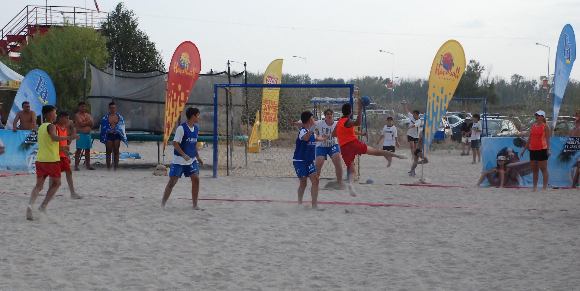handbal plaja
