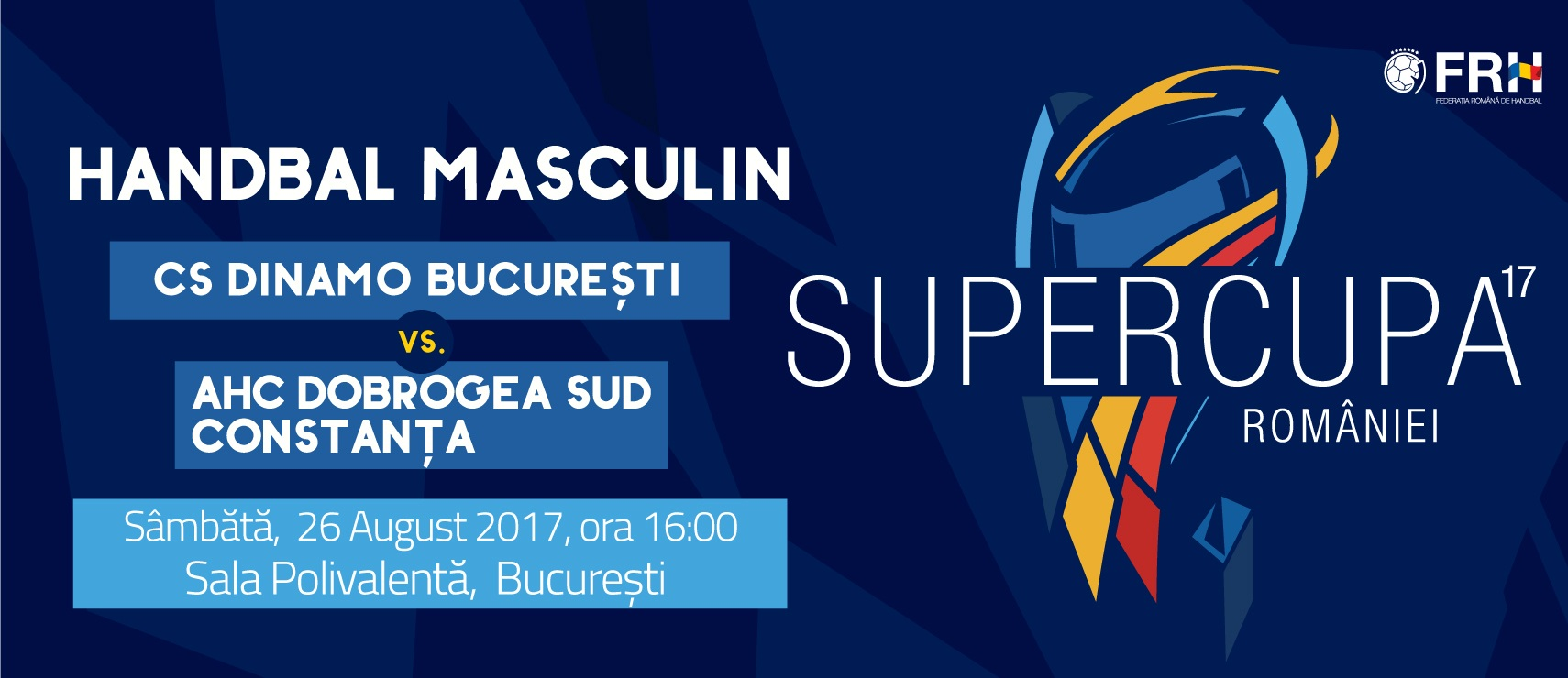 supercupa handbal masculin