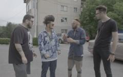 """Mentalistul Vlad Grigorescu dă lecții de magie în """"Băieți de oraș"""""""