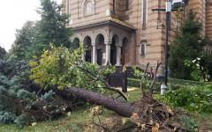Dezastru în vestul ţării. O furtună a făcut prăpăd. Cel puţin opt morţi şi 68 de răniţi!