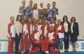 romania aur italia gimnastica aerobica