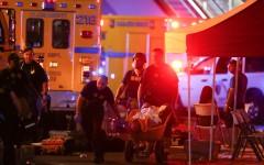 Atac armat în Las Vegas. Cel puţin 50 de persoane au fost ucise!