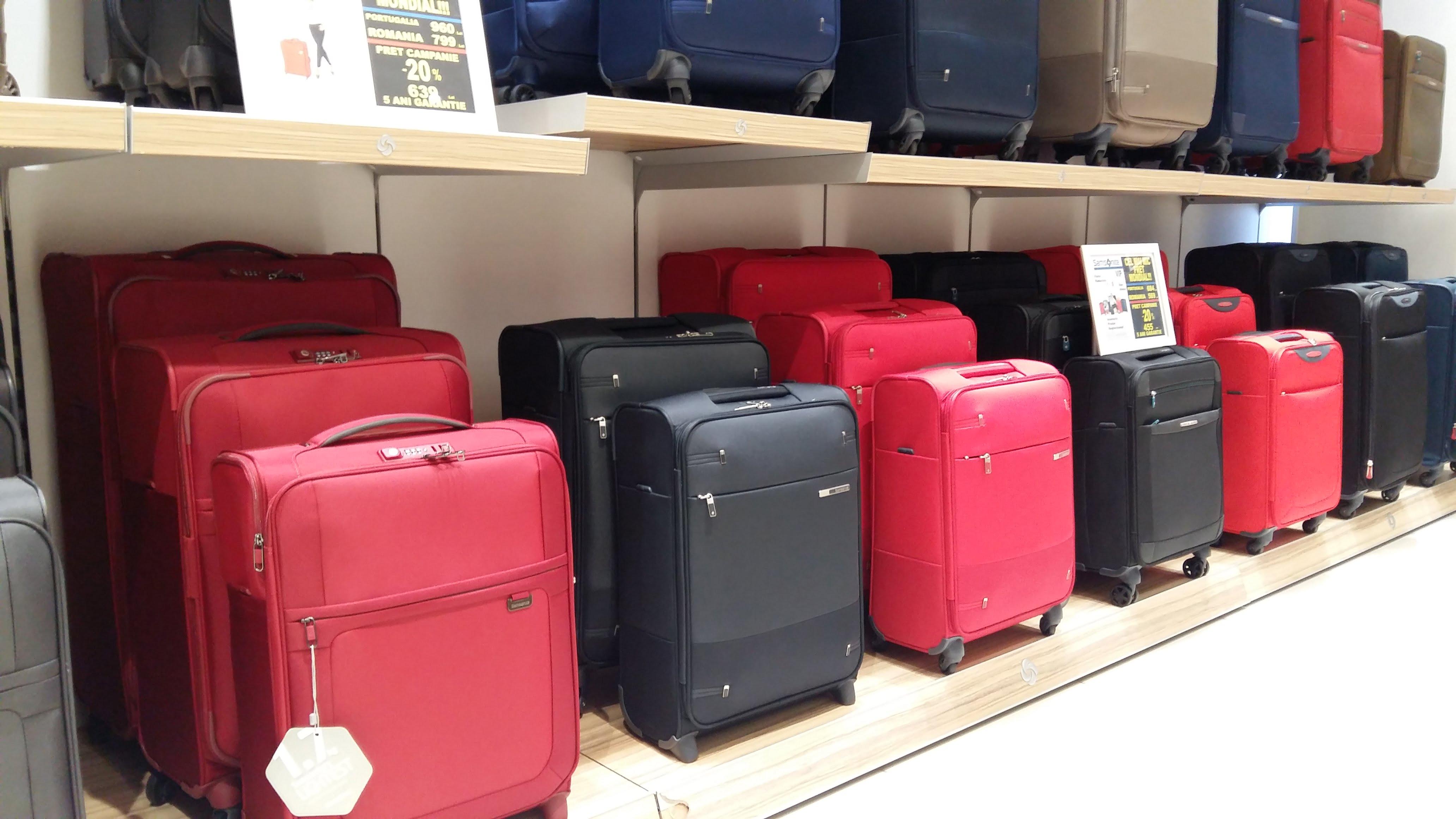 valize samsonite