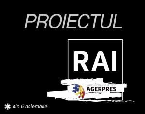 AGERPRES a lansat proiectul RAI