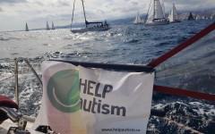Opt români traversează Atlanticul pentru a strânge bani pentru copiii cu autism