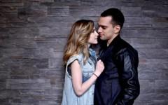 """Cristina Ciobănașu și Vlad Gherman joacă în  serialul """"Fructul oprit"""""""
