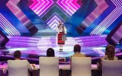 """Daria Gâdea, a cincea semifinalistă la emisiunea concurs """"Vedeta populară"""""""