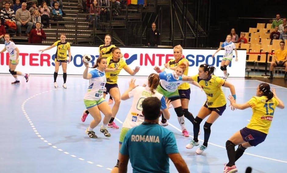 romania handbal slovenia mondiale 2017
